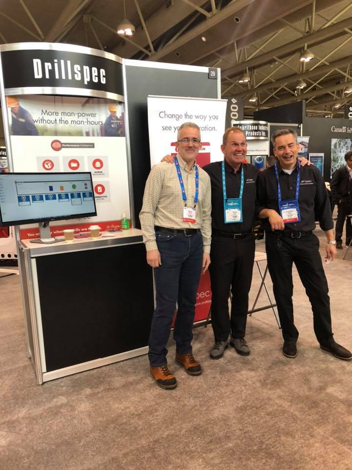 Drillspec - PDAC Booth 55